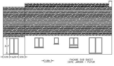 Demande de permis de construire pour le garage for Demande permis de construire garage